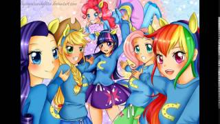 Equestria Girls-One more time