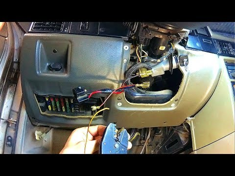 Кнопка START на Opel Kadett