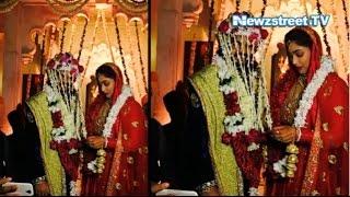 getlinkyoutube.com-Leaked pics of TV | Akbar | Rajat Tokas's wedding with Srishti Nayyar