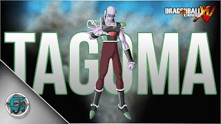 getlinkyoutube.com-Dragon Ball Xenoverse - Character Creation: Tagoma