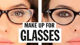 getlinkyoutube.com-Makeup for Glasses