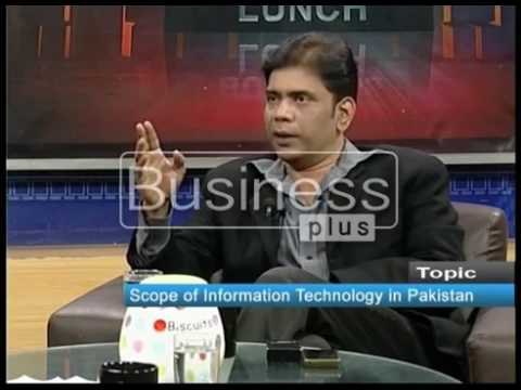 Nazim Iqbal at Business Lunch with Host Mahnoor Ali 18 08 2016