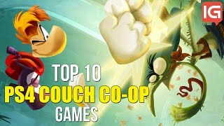 getlinkyoutube.com-Top 10 PS4 Couch Co-Op Games (What to Play in 2016)