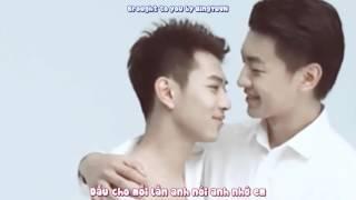 [VIETSUB/FMV][THANH VŨ] I Miss You/好想你 - Kiss scenes