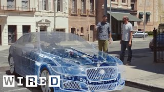 The Blackbird is Any Car You Want it to Be, Thanks to Movie Magic | WIRED