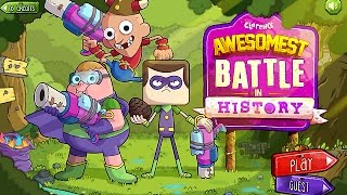 getlinkyoutube.com-Clarence - AWESOMEST BATTLE in HISTORY (Capture the Flag) - Cartoon Network Games