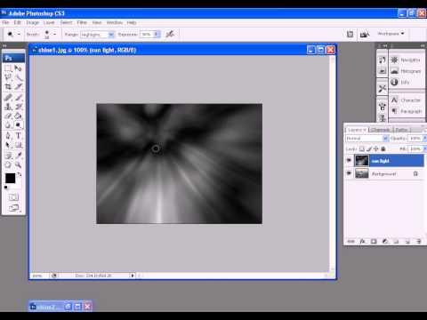 Photoshop CS3 - Phan 5 - Bai 8 - Binh minh tren bien