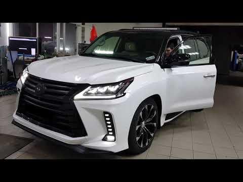 Lexus | Автоматическая тонировка | MTK TuninG 68