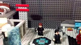 getlinkyoutube.com-Lego Hawkeye Gets a Day off