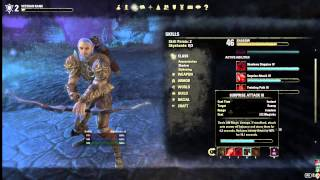 getlinkyoutube.com-ESO Nightblade 1-50 Leveling Guide/Build