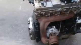 "getlinkyoutube.com-MERCEDES VITO ""638"" 108/110/112 CDI ENGINE 1999-03"