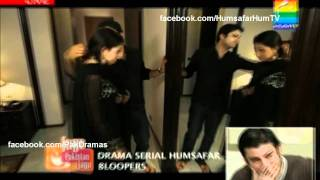 getlinkyoutube.com-Humsafar Bloopers