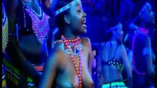 getlinkyoutube.com-Zulu and Ndebele Traditional dance