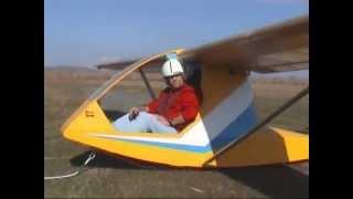 getlinkyoutube.com-Κατασκευή υπερελαφρού ανεμοπτέρου  ΚΙΚΙ-7 (ultralight glider construction in greece)