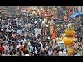 Bonalu Festival 2014 at Hyderabad | Bonalu procession in old city of Hyderabad