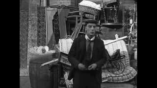 getlinkyoutube.com-Buster Keaton Cops 1922