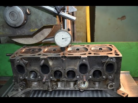 Замена прокладки Головки.Volkswagen Passat B3