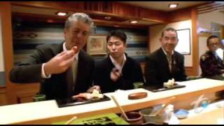 getlinkyoutube.com-Japan Sukiyabashi Jiro 3-Star Sushi