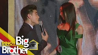 getlinkyoutube.com-Pinoy Big Brother Season 7 Day 85: Bailey May, hinarana ang Ms Teen PBB 2016 Top 3