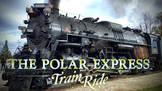 Riding The Real Polar Express - My Experience