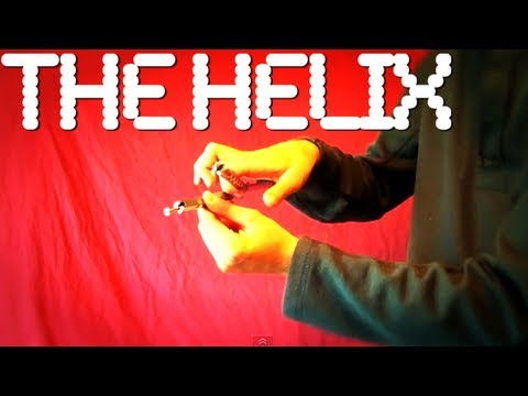 Helix + Tutorial 27 - Advanced Balisong Move