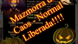 getlinkyoutube.com-Rakion - Mazmorra de Caos - Normal Liberado !!!!