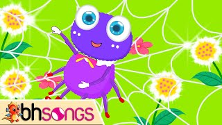 getlinkyoutube.com-Incy Wincy Spider lyrics music with lead vocal | Nursery Rhymes | Ultra HD 4K Music Video