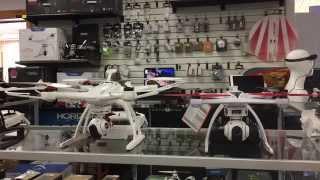getlinkyoutube.com-Blade Chroma Drone - Review and Flight Video