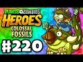 Tankylosaurus Legendary! - Plants vs. Zombies: Heroes - Gameplay Walkthrough Part 220