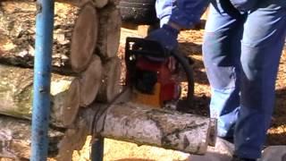 getlinkyoutube.com-Заготовка дров.
