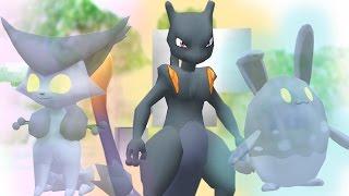 getlinkyoutube.com-Pixelmon Legendary Quest - SHADOW MEWTWO! (Minecraft Pokemon Mod) Episode 3