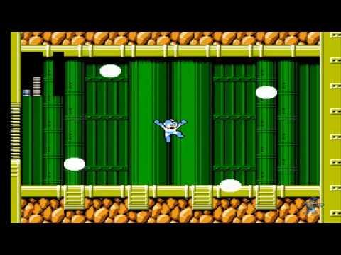 Megaman 6(nes): 100% e em português [part 2]