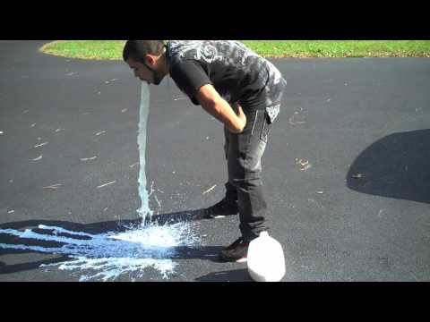 Milk Gallon Challenge Attempt #2