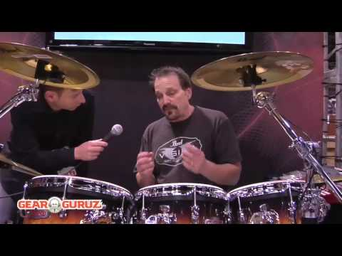 Robert Egnacheski - Pearl Drums E Pro Live - NAMM 2010 Day 2 - Daily Coverage
