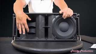 getlinkyoutube.com-db Technologies T8 Line Array in depth review  - Authorized Dealer