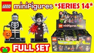 LEGO Minifigures Series 14 Monsters #71010 Full Set