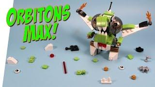 getlinkyoutube.com-Lego Mixels Series 4 Orbitons Max Rokit Niksput & Nurp-Naut Opening