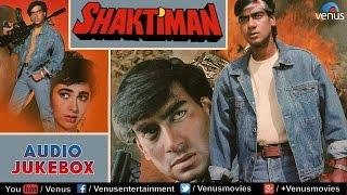 Shaktiman Full Songs   Ajay Devgan, Karishma Kapoor   Audio Jukebox