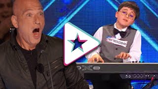 getlinkyoutube.com-The best auditions America's got talent 2014