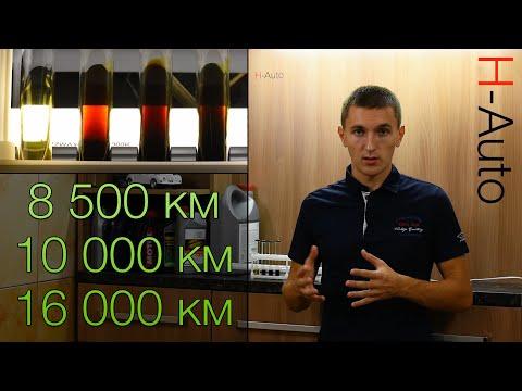 Когда менять масло? Каждые 16 000 км или 8 500 км? (H-Auto)