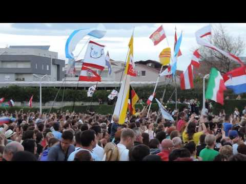 Festival dei giovani 2014 Medjugorje