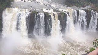 getlinkyoutube.com-Cataratas del Iguazu enero 2015 Mtur