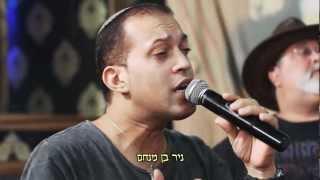 getlinkyoutube.com-הפרויקט של רביבו - מחרוזת שבת The Revivo Project - Shabbat Medley
