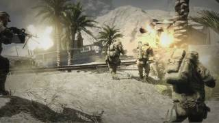 Battlefield: Bad Company 2: The Beta Annoucement Trailer