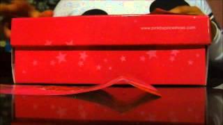 getlinkyoutube.com-Recicla caja de zapatos..!!