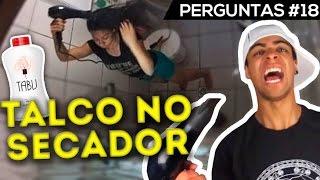 getlinkyoutube.com-TROLLANDO MINHA IRMÃ PERGUNTAS #18