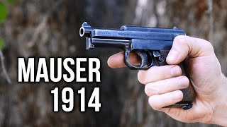 getlinkyoutube.com-The Mauser 1914 Pistol .32 ACP