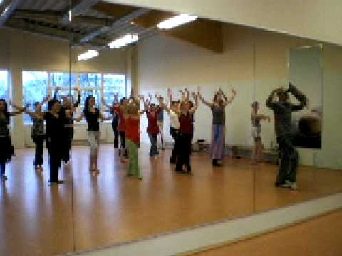 ( Salame Ishq- Bollywood tanz kurs Hamburg, Germany