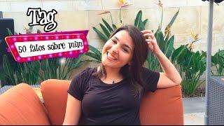 getlinkyoutube.com-Tag - 50 fatos Sobre Mim - Ana Zimmermann