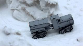 getlinkyoutube.com-Lego IR RC 4-tracked ice vehicle (winter movie)